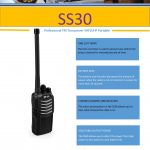 Halo SS30 VHF UHF Allcommunications
